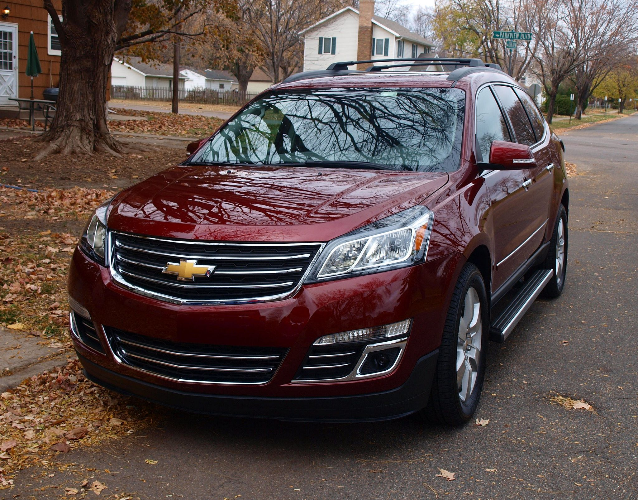 2017 Chevy Traverse Ltz Awd This Is My Dream Car For Family So That