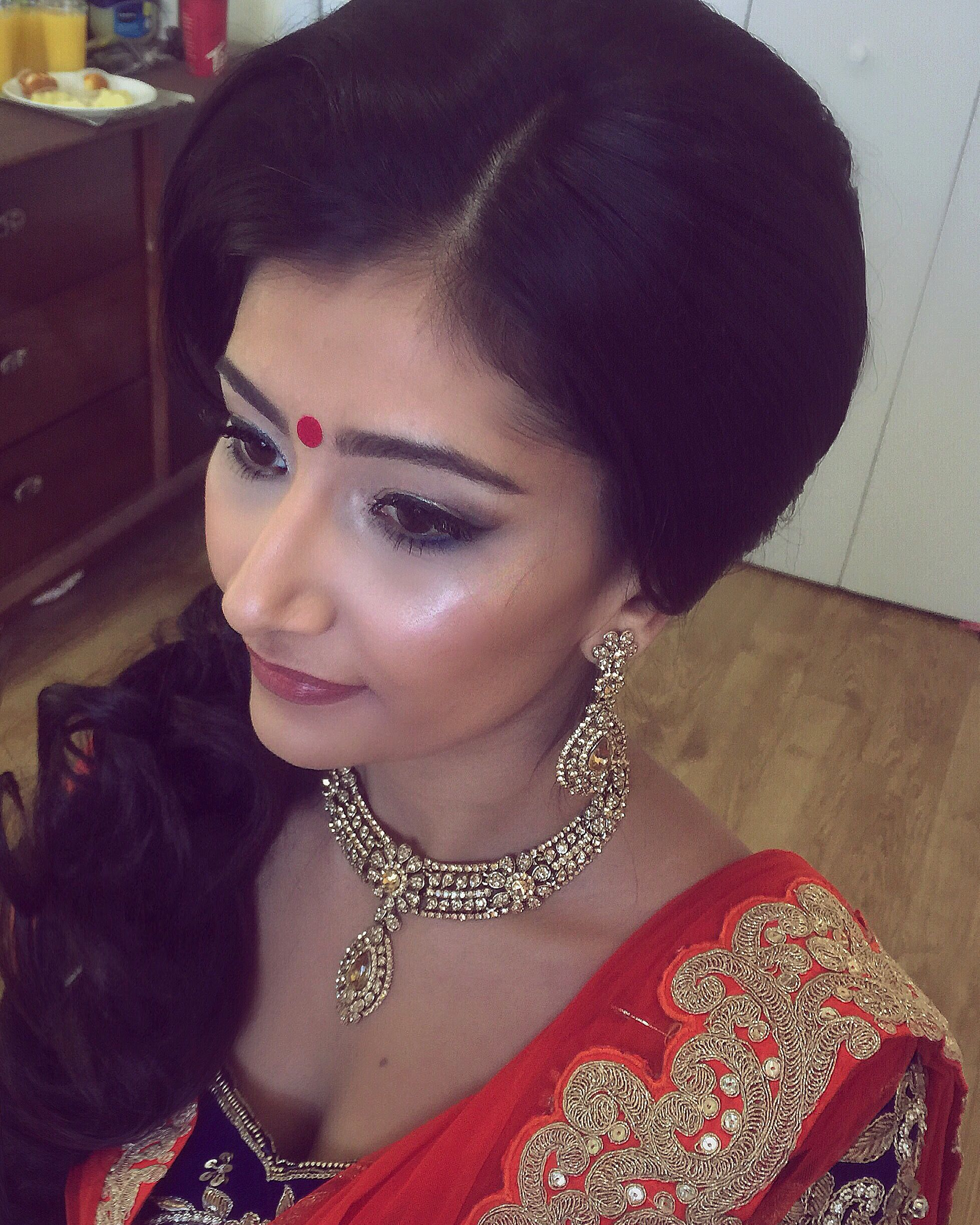 hair + makeup: www.ravbbeauty // makeup, indian bridal makeup