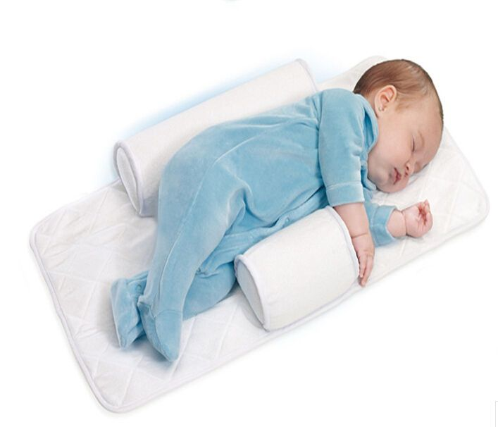 Oceanfry Baby Infant Newborn Sleep Positioner Anti Roll