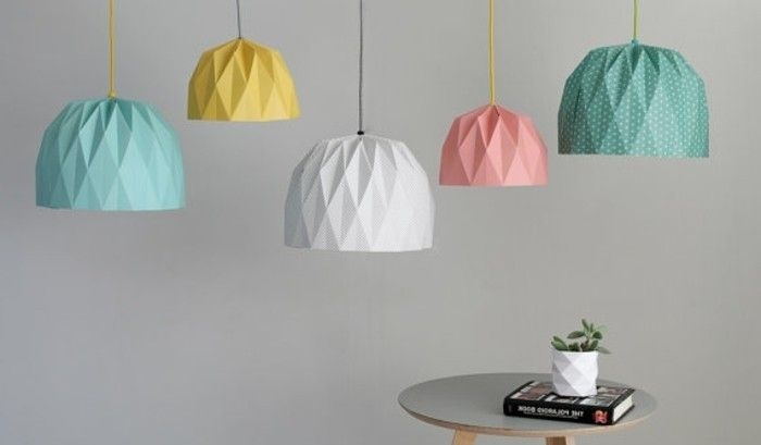 fabriquer un abat jour pour mieux clairer son int rieur 70 id es top diy pinterest. Black Bedroom Furniture Sets. Home Design Ideas