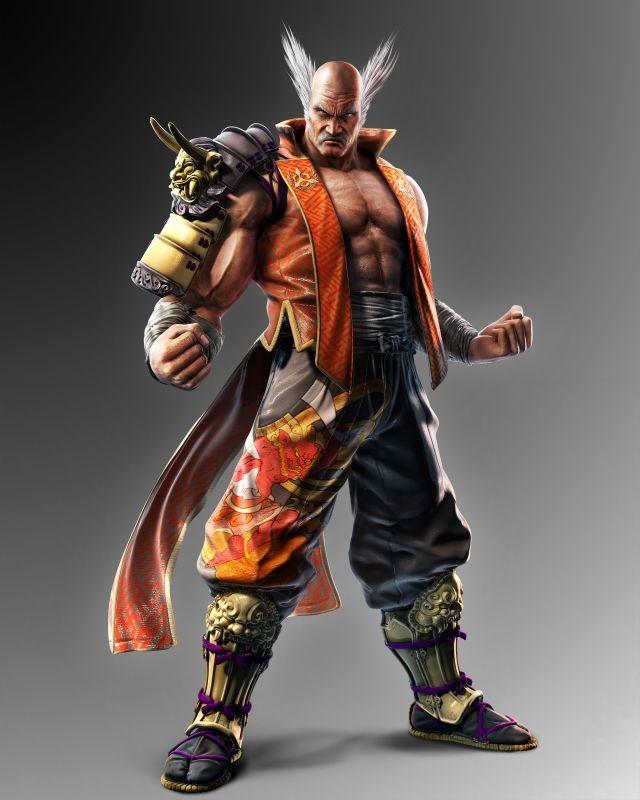 Tekken 7 Fr Heihachi Tekken Tekken 7 Fighting Games Video Game
