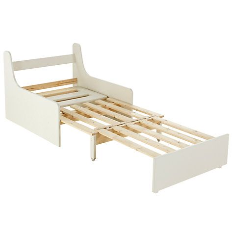 Magnificent Buy Stompa Uno S Plus Single Chair Bed Online At Johnlewis Theyellowbook Wood Chair Design Ideas Theyellowbookinfo
