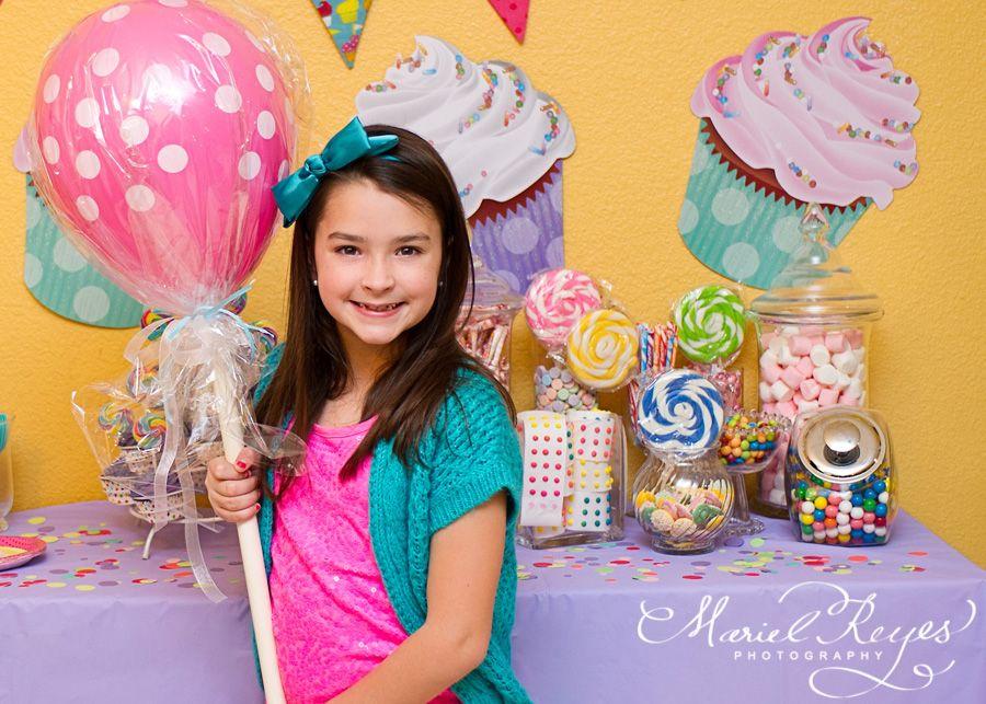 Mariel Reyes Photography Blog » DIY Candy Theme Birthday Party ...