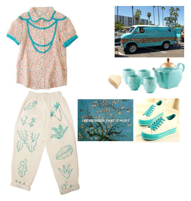 """""""Untitled #1515"""" by momoheart ❤ liked on Polyvore featuring Tsumori Chisato, Solejoy and Alison Appleton"""