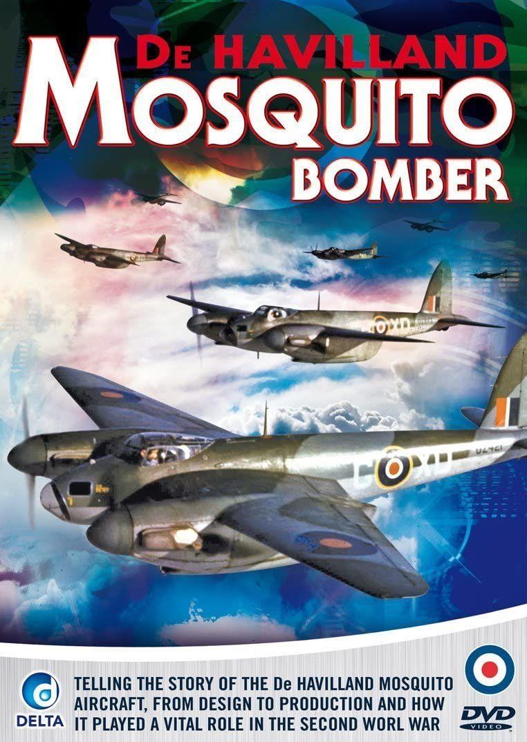 De Havilland Mosquito Bomber [DVD] Amazon.co.uk DVD