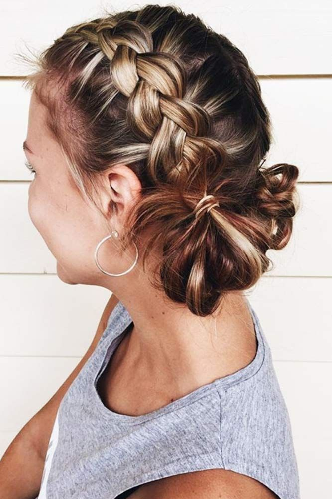 21 Stunning Summer Hairstyles For You To Try Lovehairstyles Com Hot Weather Hair Summer Hairstyles Hair Styles