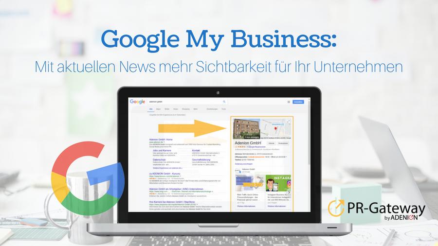 Haben Sie Sich Schon Mal Mit Googlemybusiness Auseinandergesetzt Wir Sagen Ihnen Warum Sie Das Dringend Machen Sollten Wie Genau Da Aktuelle News Google Und Unternehmungen