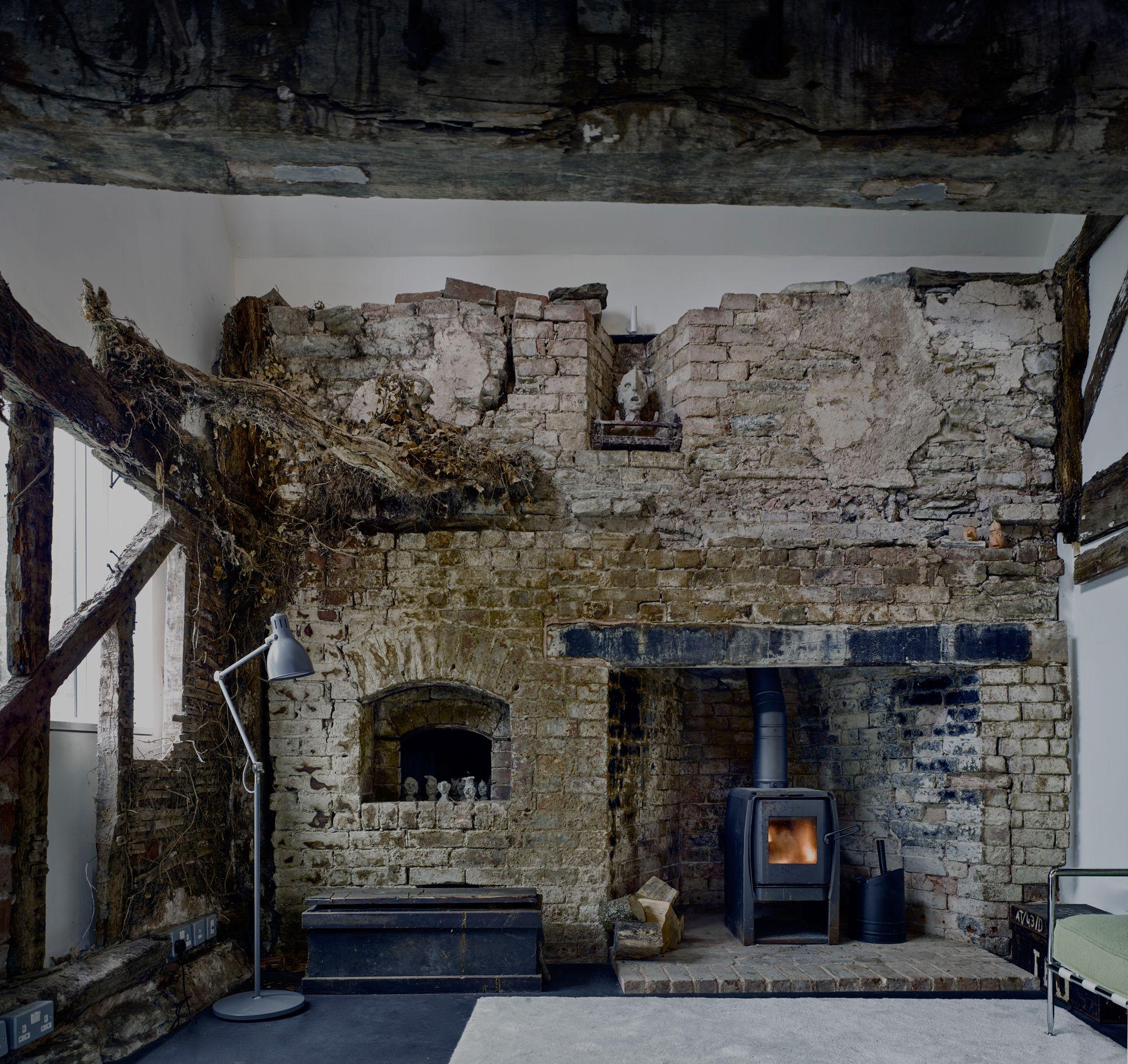 Photo of Vecchio casolare, nuova conchiglia: Croft Lodge Studio at Leominster