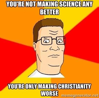 Dear Ken Ham As A Christian And A Science Student Meme Dear