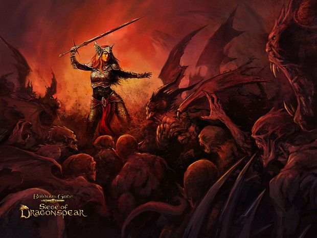 Baldur S Gate Desktop Wallpaper Hd Imashon Com Baldur S Gate Best Games Shadow