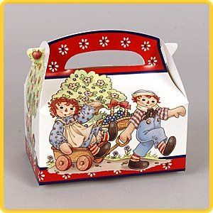 Image detail for -Raggedy Ann & Andy Napkins (16) | Birthday Express | Party Supplies