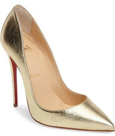 d9e6de903d19 Women s Christian Louboutin So Kate Pointy Toe Pump My LS graduation shoe!