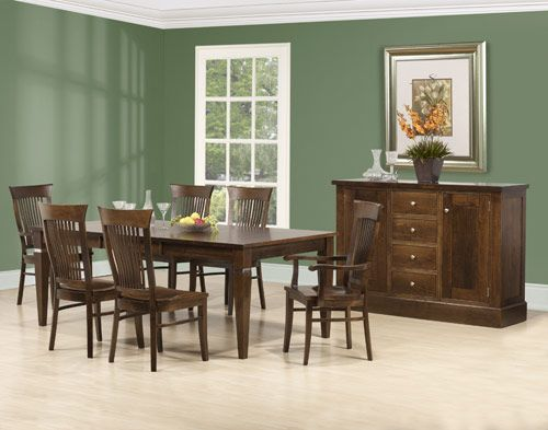 Gateway Solid Wood Dining Table By DJs Furniture