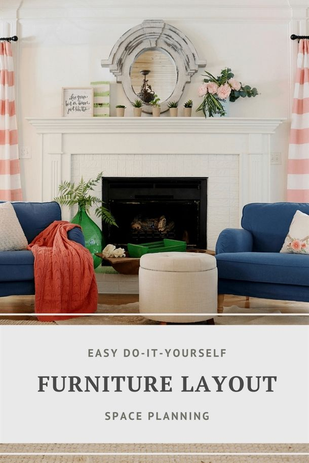 Easy room planning do it yourself furniture layout affordable ideas with better homes  gardens sponsored smalllivingrooms also rh pinterest