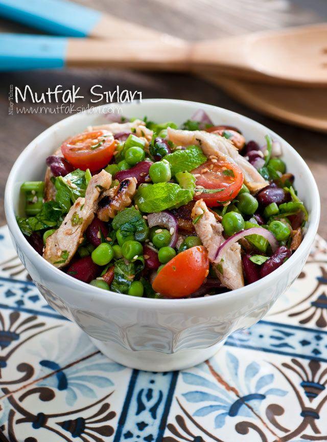 Osaka Salatası – Mutfak Sırları –  Pratik Yemek Tarifleri