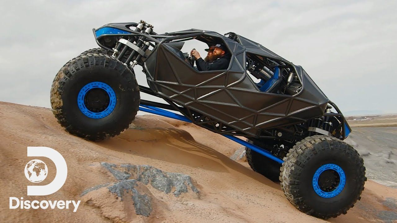 Build Reveal A Batmobile Style Rock Crawler Diesel Brothers