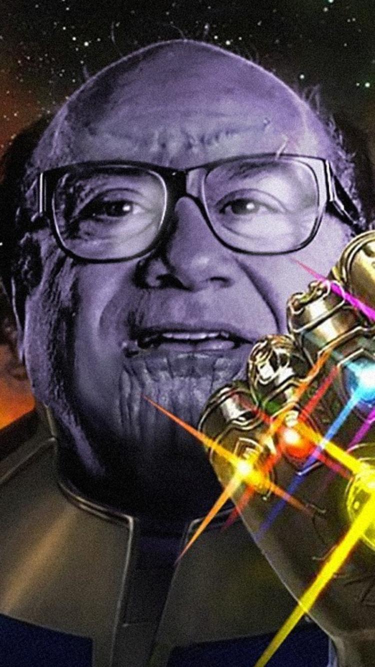 Danny Devito As Thanos Album On Imgur Danny Devito Danny Devito Funny Memes