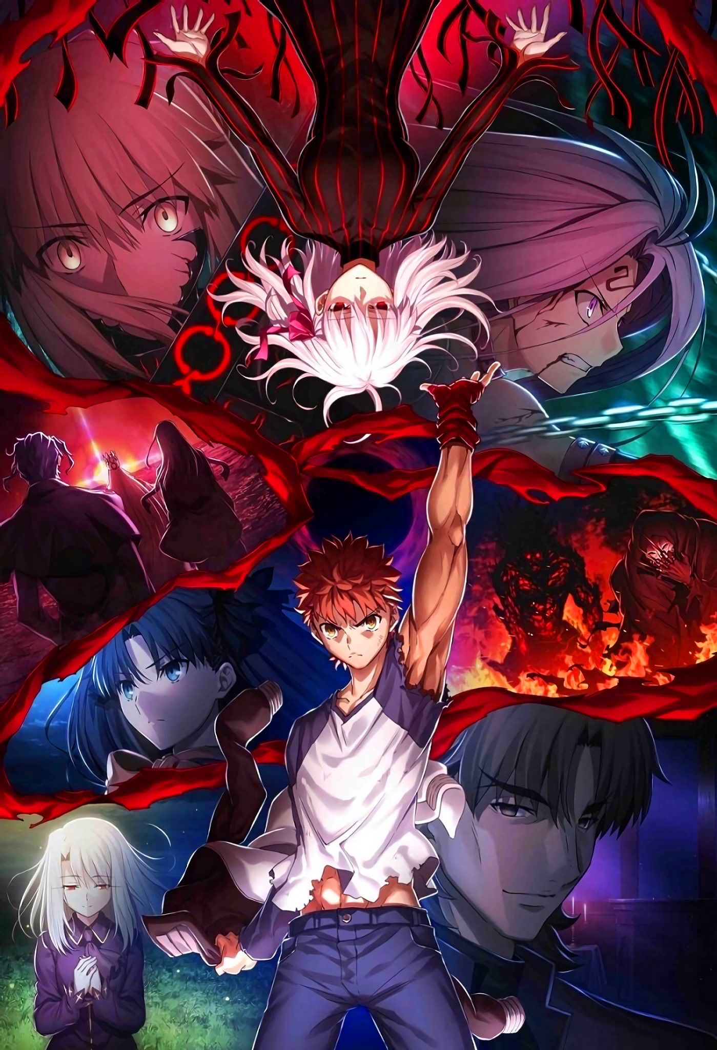 Pin by martin on my favorite anime series in 2020 fate