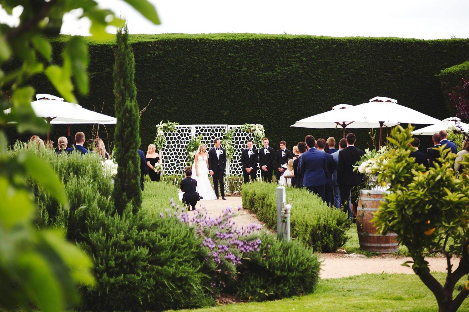 garden party wedding venues melbourne%0A Outdoor Wedding Venues  Private Places  Updated April