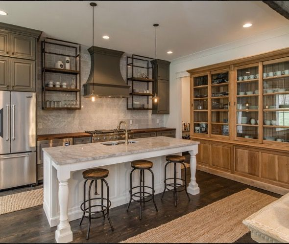 Best Rustic Country Kitchen Concepts Affordable Cabinets 400 x 300