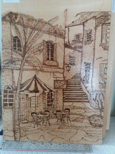 pingl par ilknur sur ah ap yakma desenleri pinterest pyrogravure et dessin. Black Bedroom Furniture Sets. Home Design Ideas