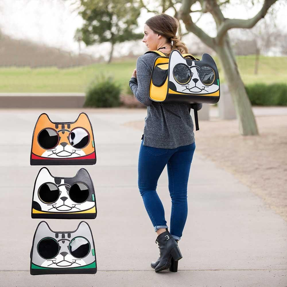 Backpack cat carrier cat carrier backpacks and stylish