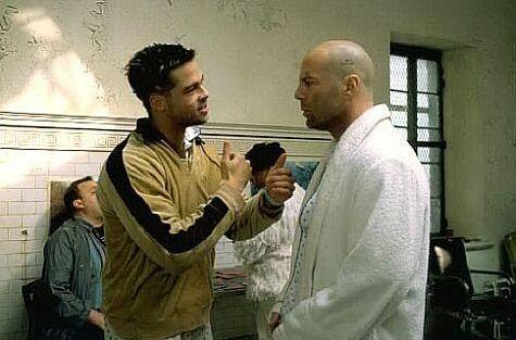¿Cuánto mide Bruce Willis? - Altura - Real height 1b3a2d78f3d7eab077899cb7c083d471