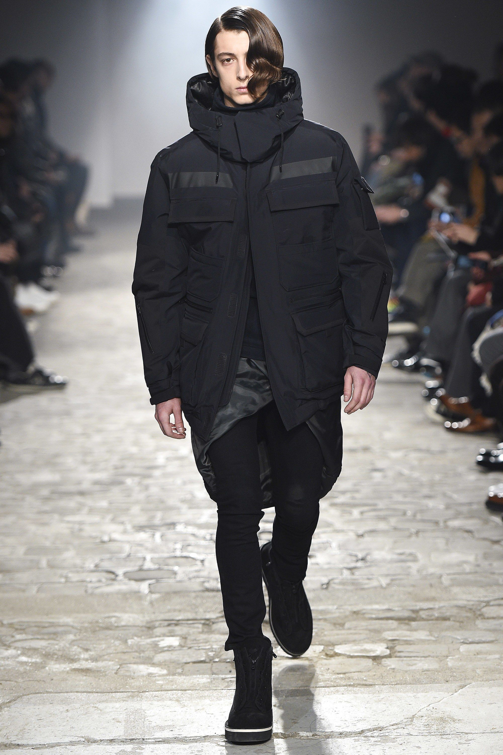White Mountaineering Fall 2017 Menswear Collection Photos - Vogue