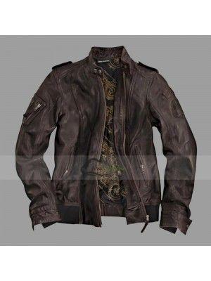 bmw motorrad heritage leather jacket hollywood celebrity jackets pinterest. Black Bedroom Furniture Sets. Home Design Ideas