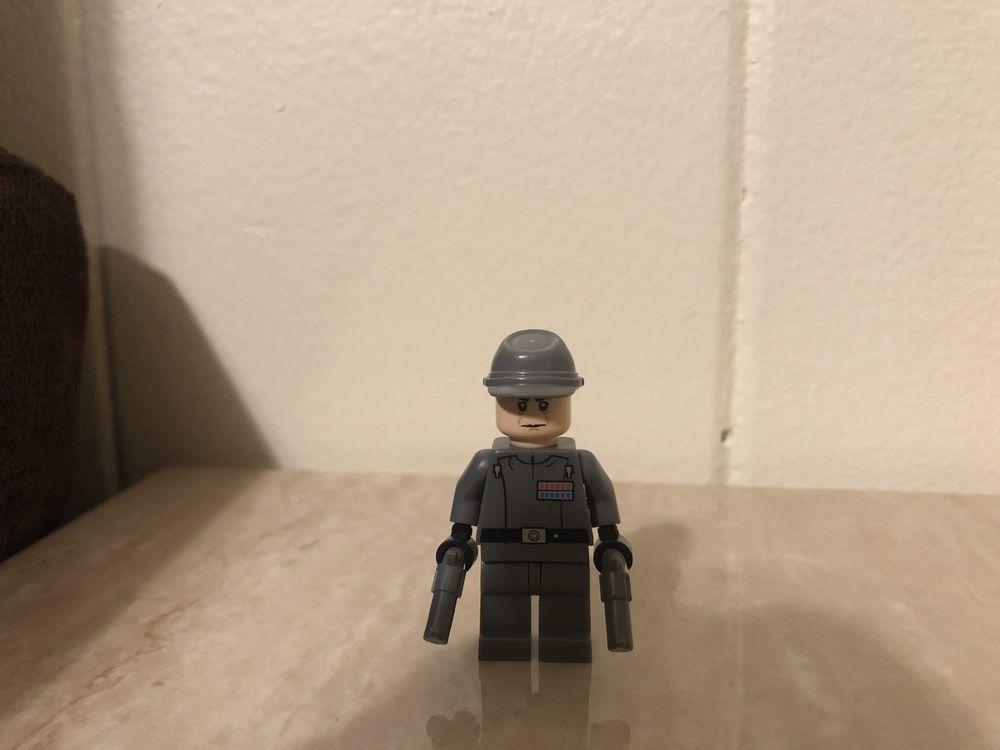 Lego Star Wars Admiral Piett Genuine Minifigure Super Star Destroyer