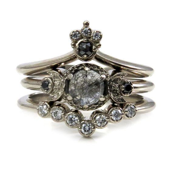 ring and moon engagement pruden smith rings product crescent