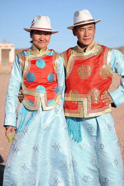 Mongolia novios