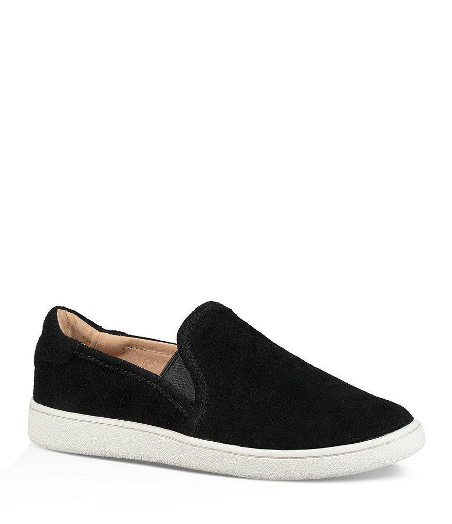 UGG® Cas Suede Slip On Sneakers | Slip