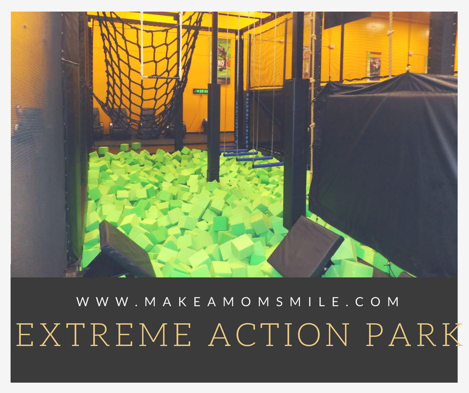 Rockin Jump Xtreme Action Park Make A Mom Smile South Florida Fun Park Trampoline Park