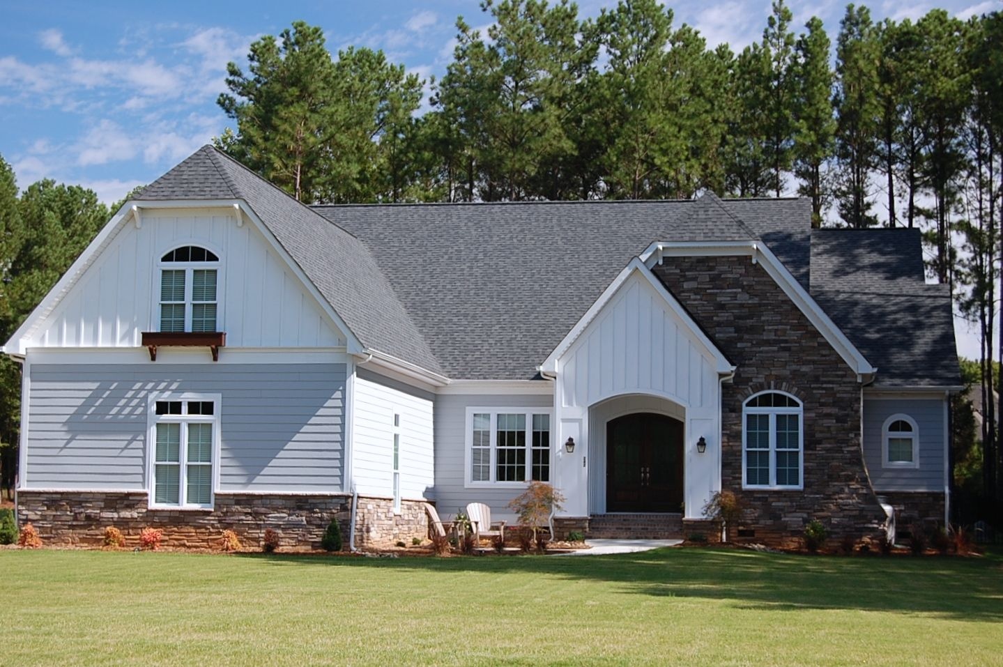 Best Bc98 Arh Plan Exterior 29 Stone Boral Country 640 x 480