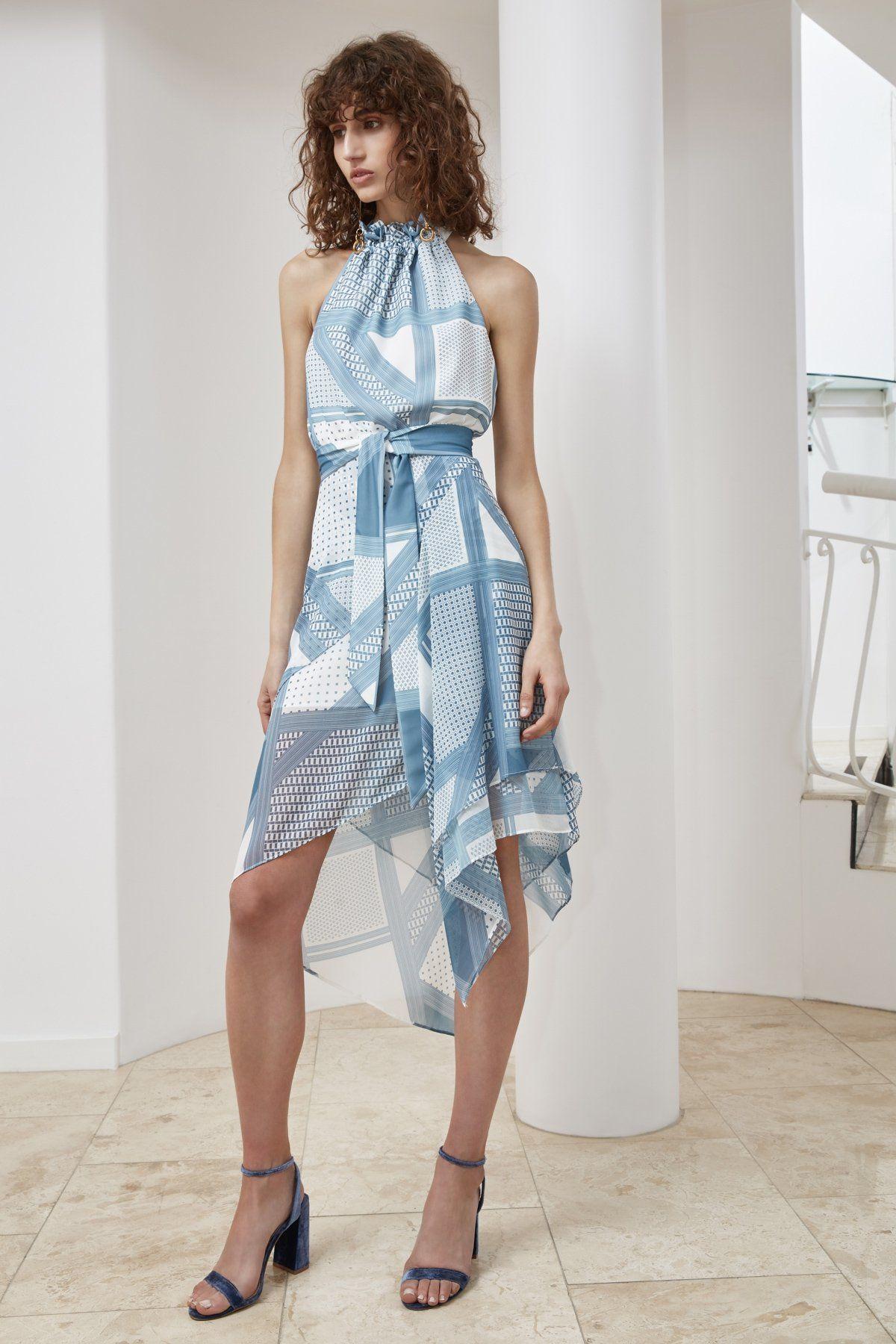 DRESSES - Short dresses Allude 6cG8q7
