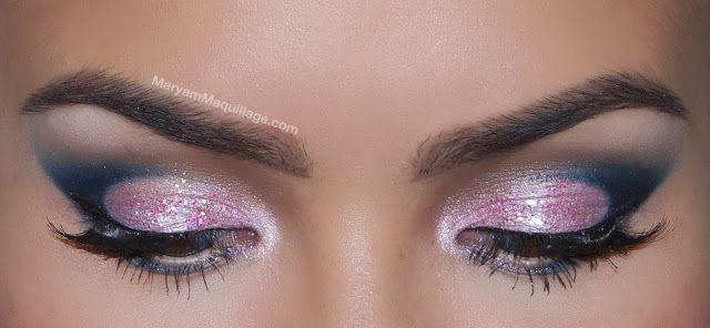 Maryam Maquillage Blue Eyed Brights Holiday Makeup Eye Beauty