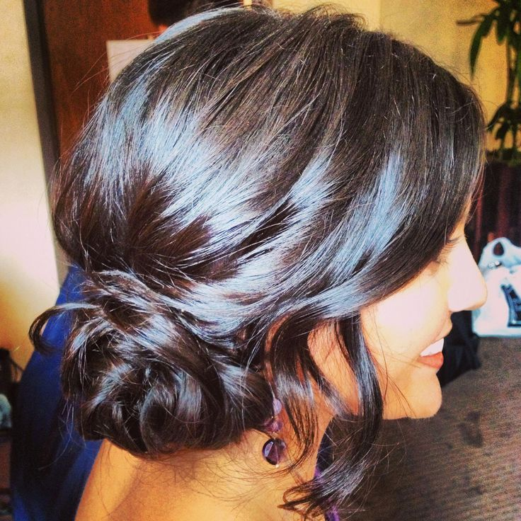 Work from todays #wedding! Congrats Dale & Rami! #chicago #bridal #bridalhair # #bridemaidshair