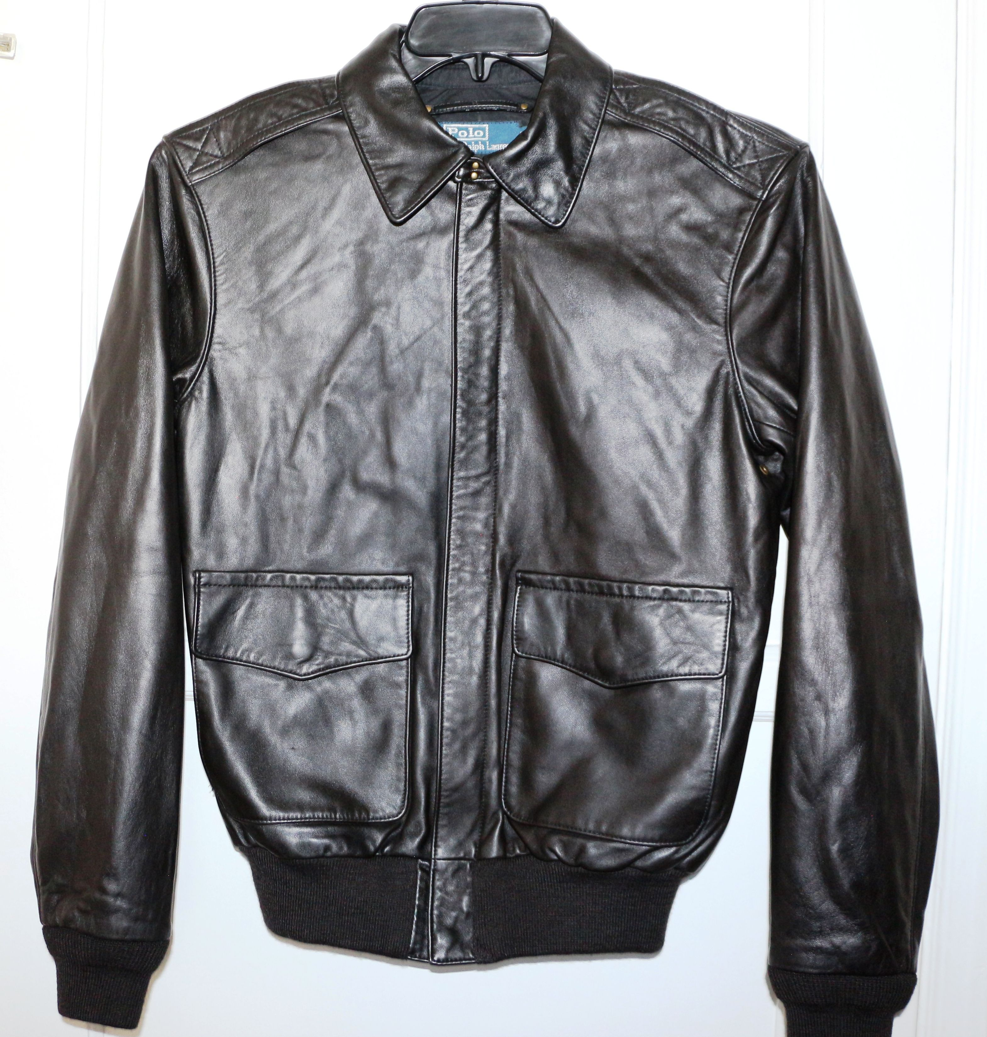 Have one to sell? Sell nowPolo Ralph Lauren Lambskin