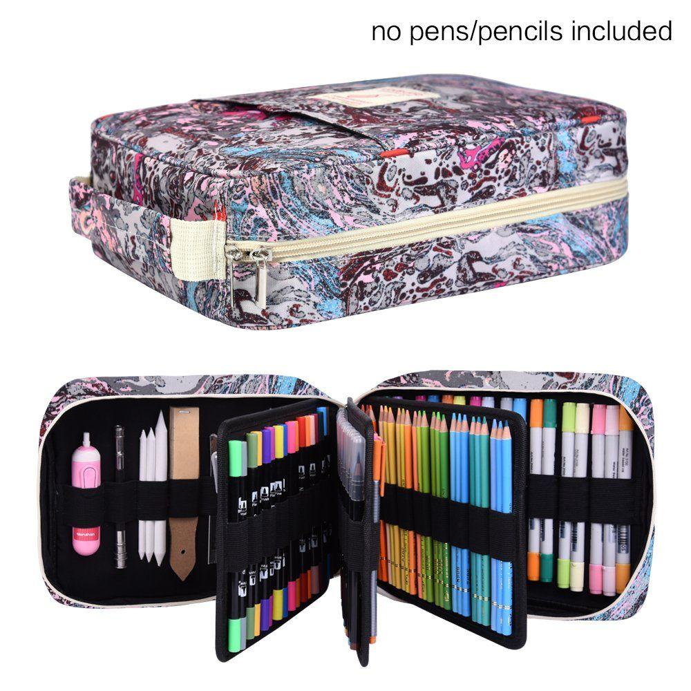 arteza artist pencil case organizer