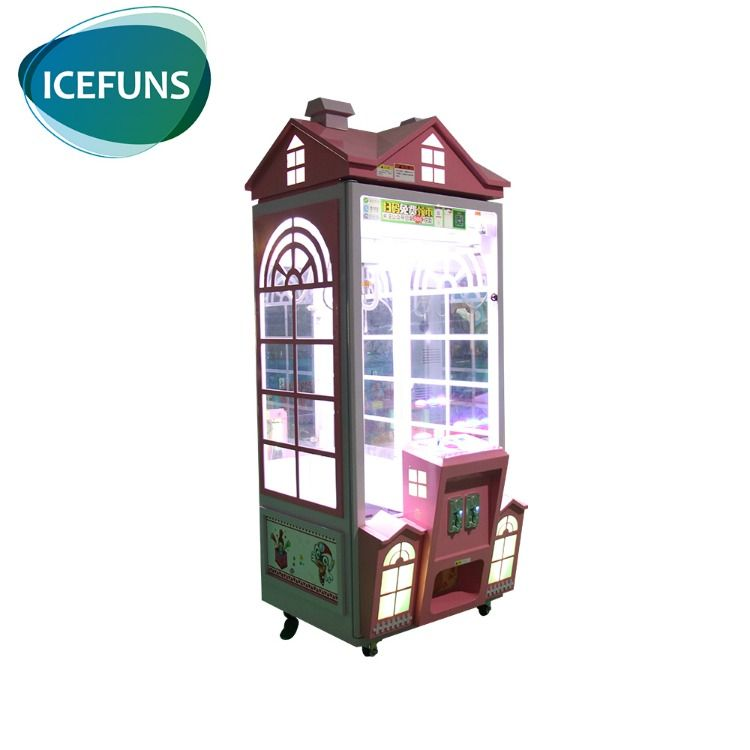 best selling claw crane machine discount claw machine for ...