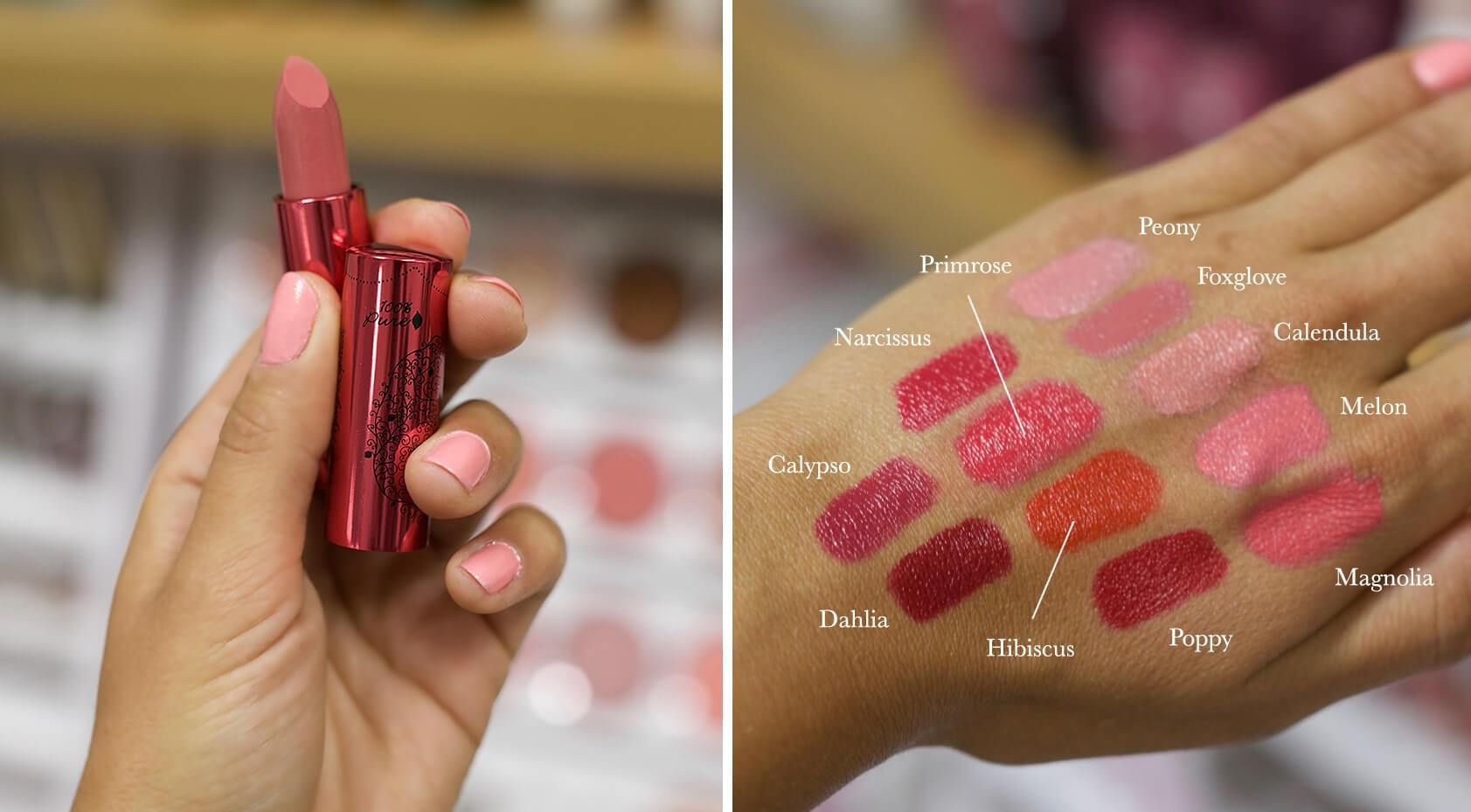 Find Your Perfect Natural Lipstick Natural lipstick