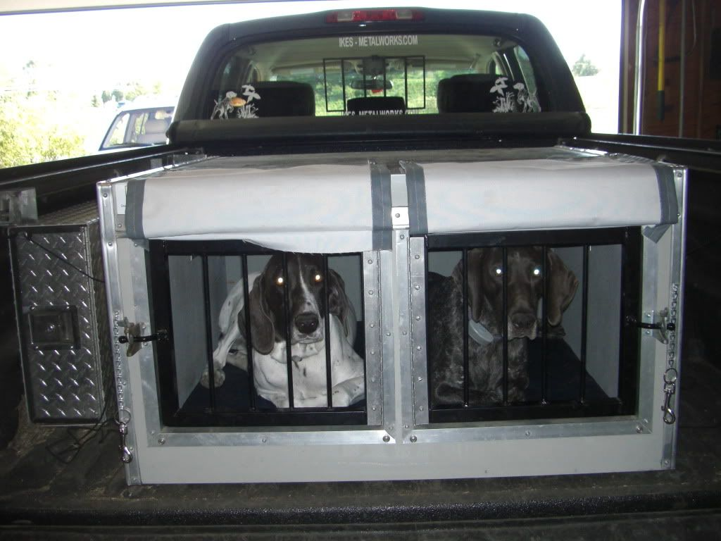 Crates that are for truck beds.
