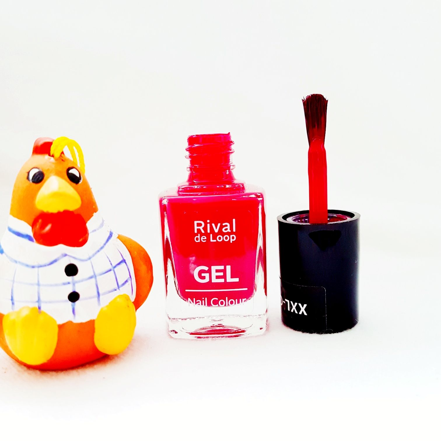 Rival de Loop Gel Nail Colour mit xxl - Glanz