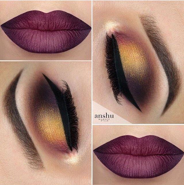 Beautiful Eyes Makeup Ideas! - Estella K. #beautyeyes