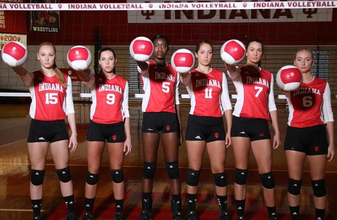 Tickets And Promotions For 2016 Iuvb Season Women Volleyball Indiana University Volleyball