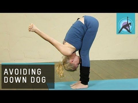 yoga flow avoiding down dog and chaturanga / part 1 of 2