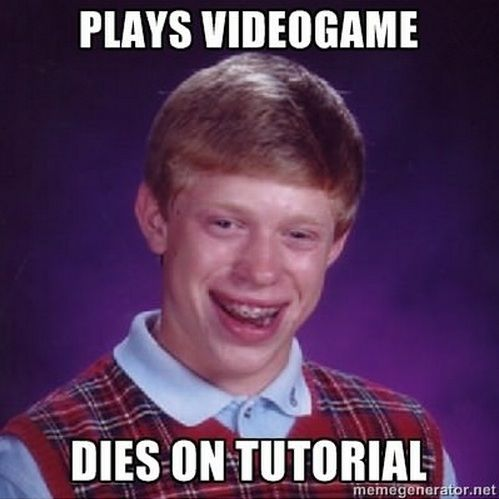 28 Things You Ll Only Understand If You Play Lacrosse Bad Luck Brian Memes Bad Luck Brian Mama Jokes