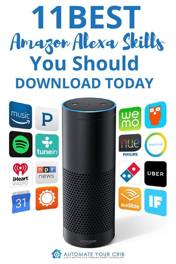 11 Best Amazon Alexa Skills You Should Download Today | Amazon Alexa has continued…