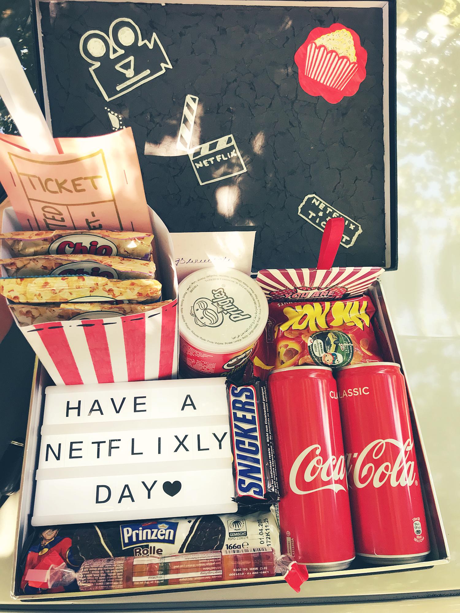 Netflix - Geschenkbox